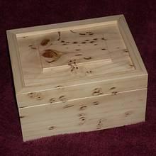 Sheila's Keep Sake/Jewelry Box - Woodworking Project by Shin