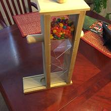Candy Dispenser - Woodworking Project by TonyCan