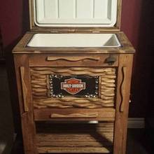 Cooler Box - Woodworking Project by James