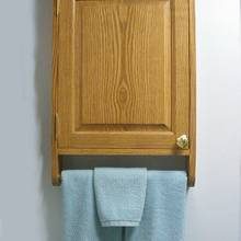 Bathroom Wall Cabinet - Woodworking Project by Lightweightladylefty