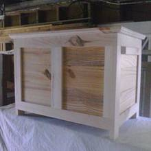 Tack Chest/Box - Woodworking Project by James L Wilcox