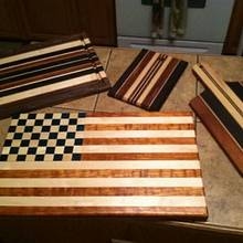 America the Beautiful - Woodworking Project by JMac