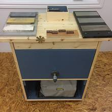 Sharpening Station - Woodworking Project by Manitario