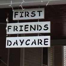 My first attempt at a sign - Woodworking Project by David A Sylvester