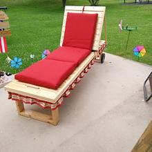 another lounge chair - Woodworking Project by jim webster