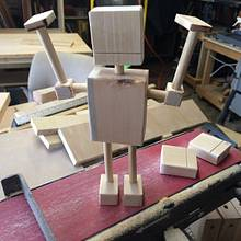 Few in betweens - Woodworking Project by TonyCan
