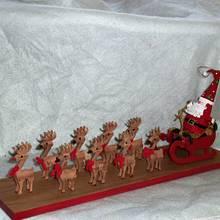 santa  - Woodworking Project by Blackbeard