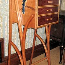 Cherry Cabinet - Woodworking Project by tinnman65