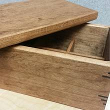 Tea Box - Woodworking Project by David E.