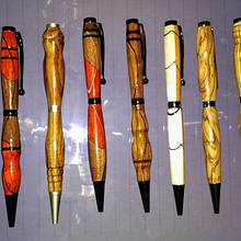 More pens.  - Woodworking Project by Galvipa