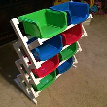 Toy Bins - Woodworking Project by TonyCan