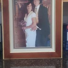 Picture Frame - Woodworking Project by Chris Tasa