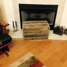Old wood crate - Woodworking Project by Bill Higgins