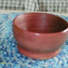 Cedar bowl - Woodworking Project by Rustic1