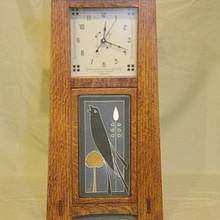 Arts and Crafts Clock - Woodworking Project by Bondo Gaposis