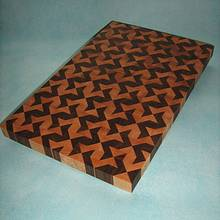 Snakes ( a cutting board) - Woodworking Project by Britboxmaker