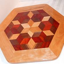 lazy susan - Woodworking Project by walnut65