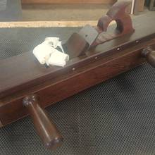 """24"""" Ipe Jointer """"The Freight Train"""" - Woodworking Project by Fraser"""