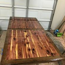 Dining room table  - Woodworking Project by Chris Pierce
