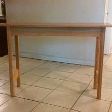 couch table  - Woodworking Project by Kevin