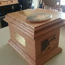 Box Urn - Woodworking Project by Jeff Vandenberg