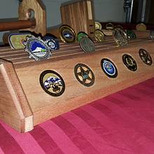 Yet more coin displays - Woodworking Project by Tim