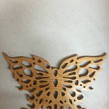 scrollsaw butterfly wall hanger - Woodworking Project by Jeff