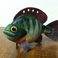 Fishy  - Woodworking Project by Bobjwill