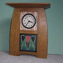 A&C clock - Woodworking Project by Bondo Gaposis