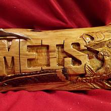 custom outdoorsman sign - Woodworking Project by Carvings by Levi