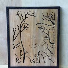 tree lady - Woodworking Project by Blackbeard
