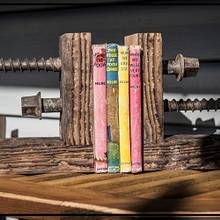 Bookends - Woodworking Project by Railway Junk Creations