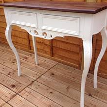 Vintage chic style table - Woodworking Project by iGotWood
