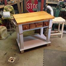 Kitchen inland  - Woodworking Project by Victor sykes