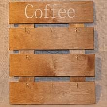 Coffee Mug Rack - Woodworking Project by David E.