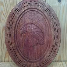 Another Cribbage Board  - Woodworking Project by Chris Tasa