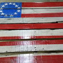 Betsy Ross Special - Woodworking Project by John Caddell