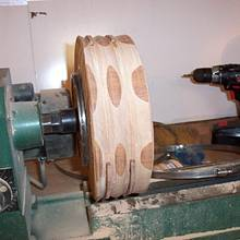Birthday Bowl update - Woodworking Project by Wheaties  -  Bruce A Wheatcroft   ( BAW Woodworking)