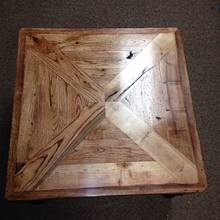 Pallet table - Woodworking Project by Victor sykes