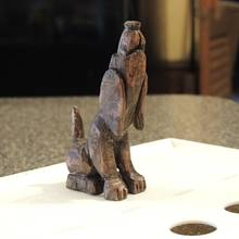 Dog carving - Woodworking Project by Rolando Pupo