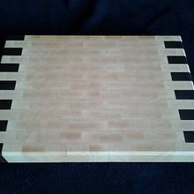 End grain cutting board - Woodworking Project by Jeff Vandenberg