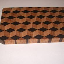 Thumbling Blocks - Woodworking Project by lanwater