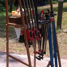 Clamp Rack - Woodworking Project by Mark44