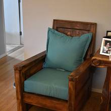 Door Chair - Woodworking Project by Thornwood Lou