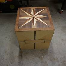 Veneer Box - Woodworking Project by lanwater
