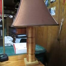 lamp work - Woodworking Project by Joe k