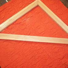 Military Flag Frame  - Woodworking Project by Wheaties  -  Bruce A Wheatcroft   ( BAW Woodworking)