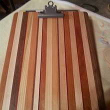 Clip Board - Woodworking Project by Will