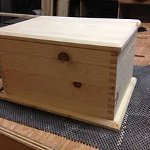 boxes - Woodworking Project by Bill sheehan