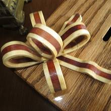 Ribbon Box. - Woodworking Project by oldrivers